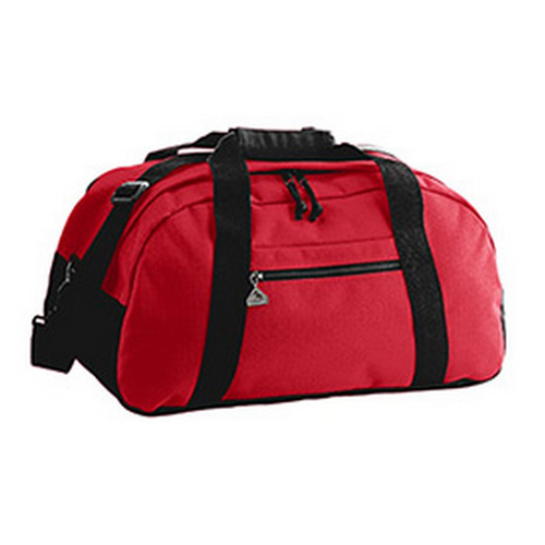 1703- Augusta Drop Ship Large Ripstop Duffel Bag
