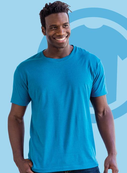 Mens Tultex 202 Tee tshirt t-shirt