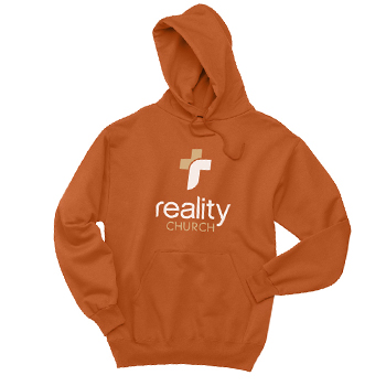 5 orange hoodie (new)