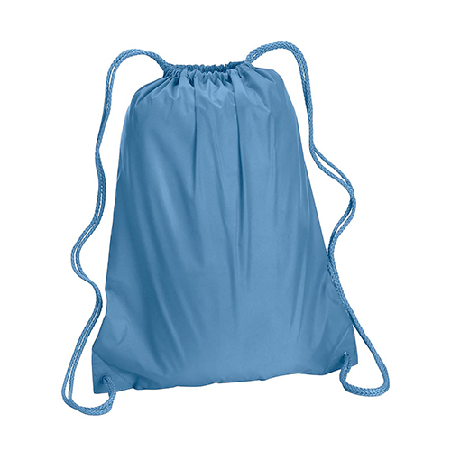 8882- UltraClub by Liberty Bags Large Drawstring Backpack