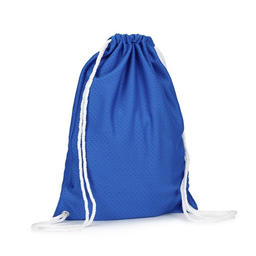 8895- UltraClub by Liberty Bags Jersey Mesh Drawstring Sports Pack