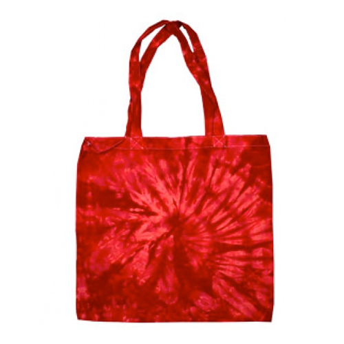 9222- Tie-Dye Cotton Tote Bag