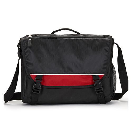 G2652- Gemline Pursuit Computer Messenger Bag